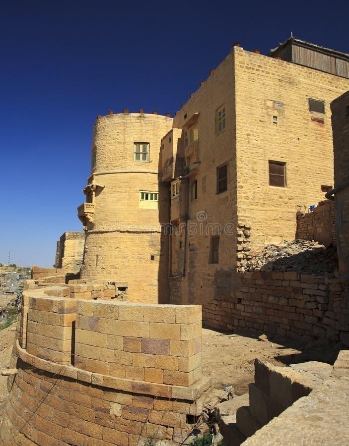 Free Jaisalmer In Rajasthan, India. Royalty Free Stock Photos - 13686918