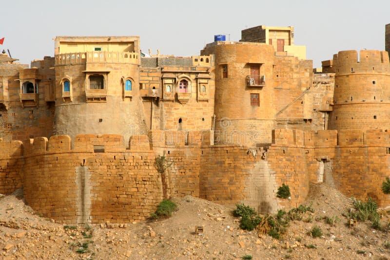 Jaisalmer, Rajastan imagenes de archivo