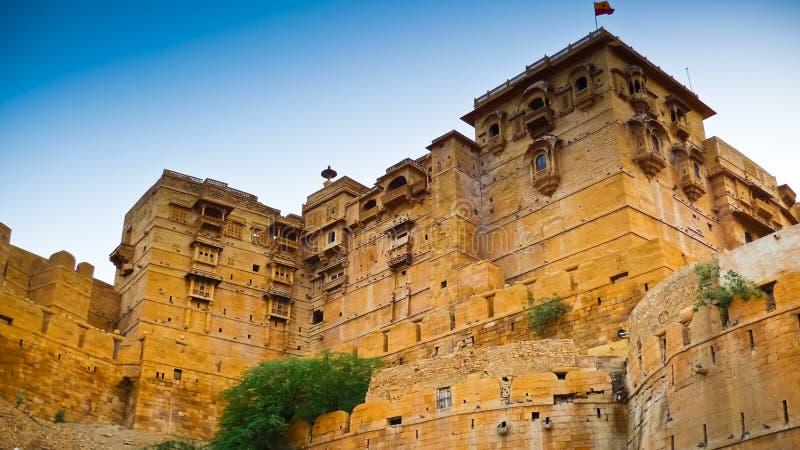 Jaisalmer Ramparts fotografia royalty free
