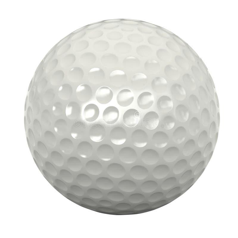 jaja ciupnięcia golf ruch żelaza ilustracji