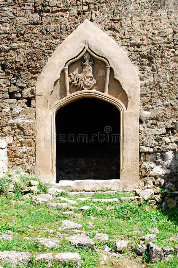 Jajce Fortress Entrance royalty free stock images