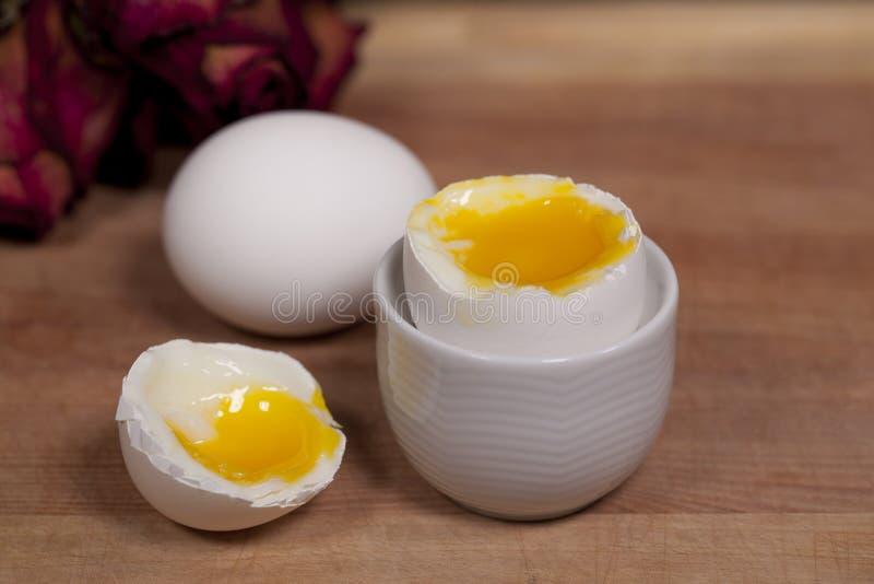 jajka dwa zdjęcie royalty free