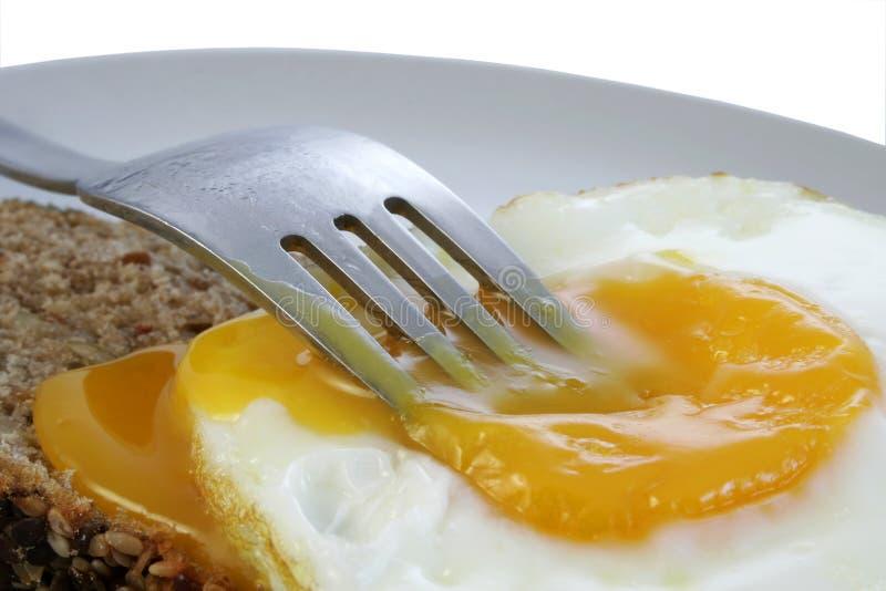 jajka na śniadanie zdjęcie royalty free