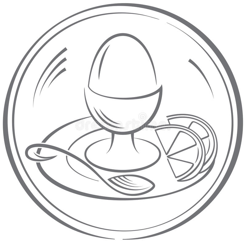 Jajko ilustracja wektor