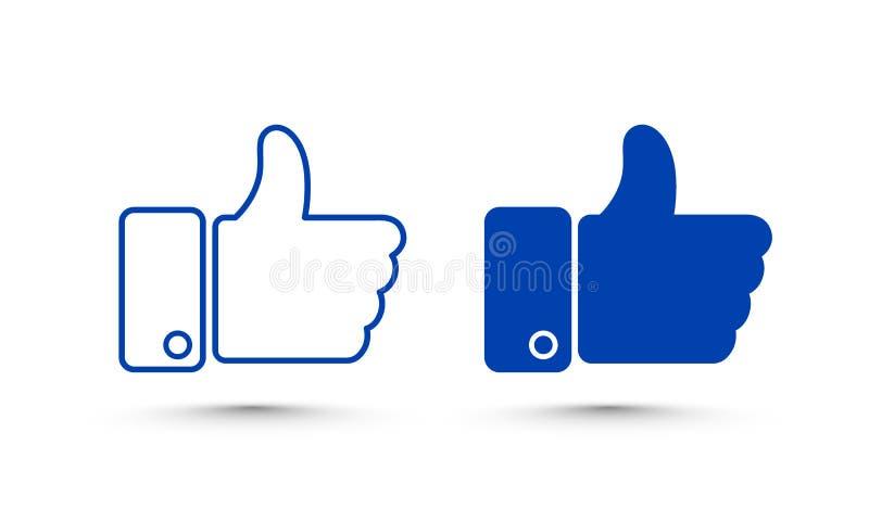 jak setu znak, ikony linia, ogólnospołeczna sieć royalty ilustracja