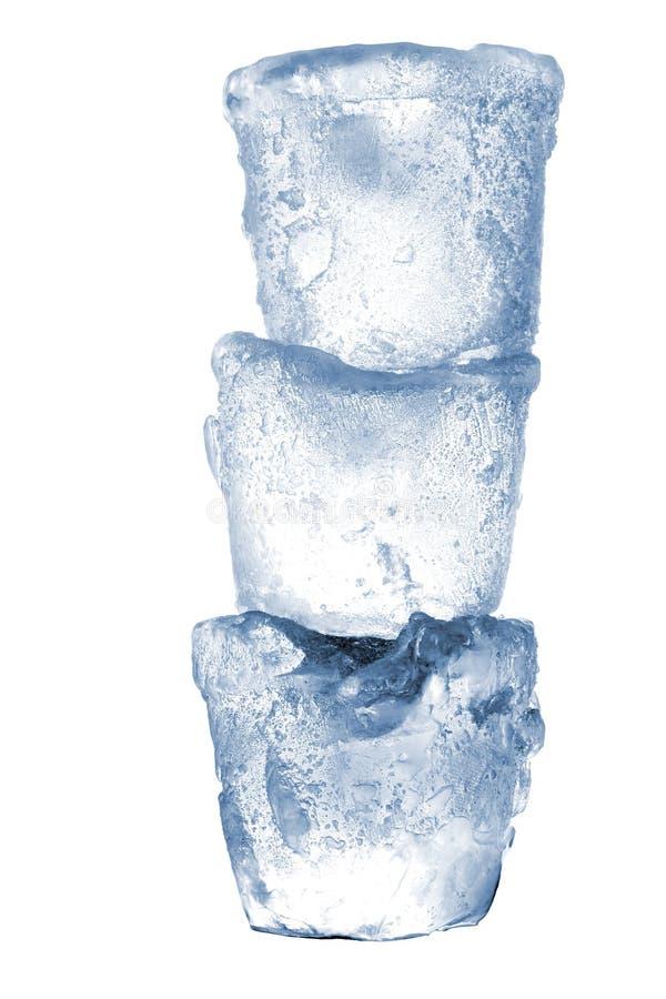 jak zimny lód fotografia royalty free