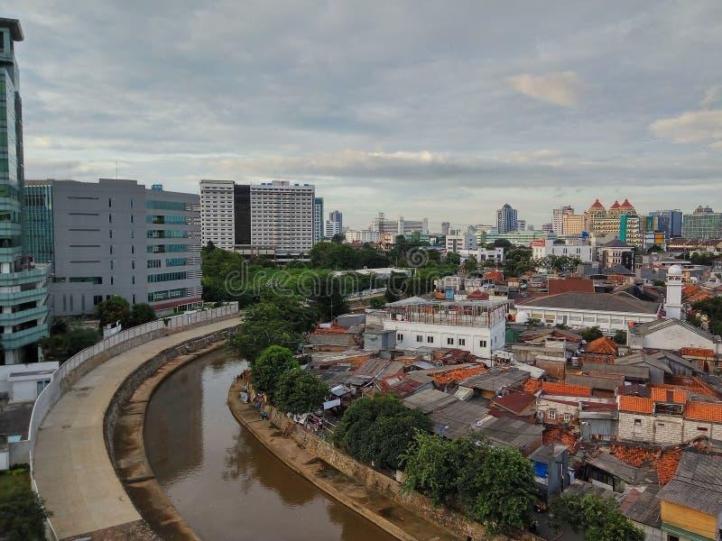 Jakarta Indonésie images libres de droits