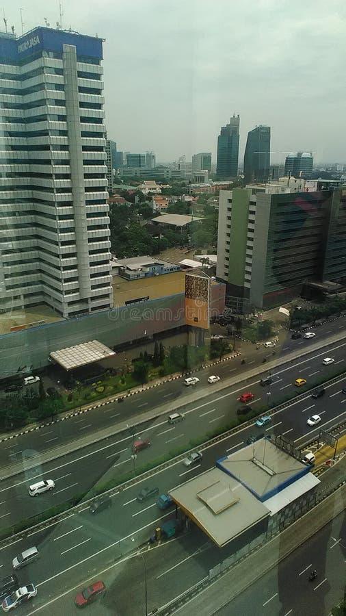 Jakarta selatan imagem de stock