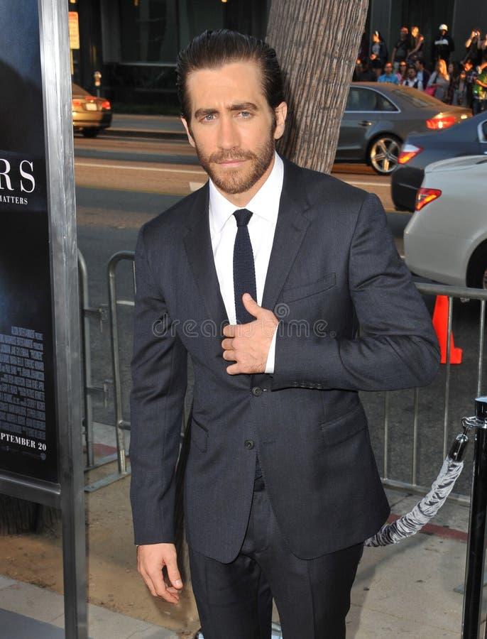 Jake Gyllenhaal royalty-vrije stock afbeelding