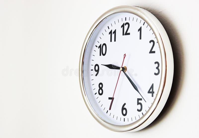 Jaki czas jest mną? obraz stock