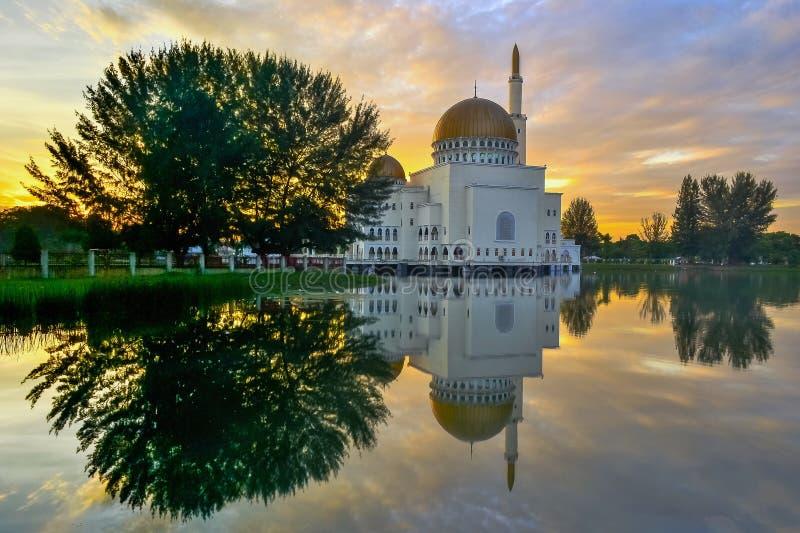 Jako salam meczet obrazy stock