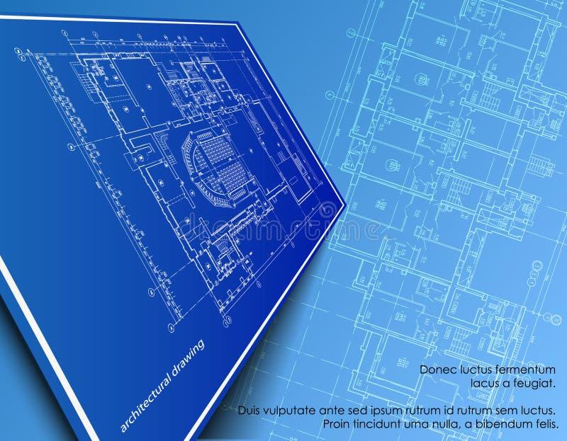 jako tło architektury jest może użyć wrobić royalty ilustracja