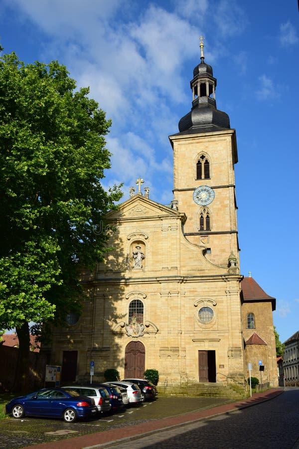 Download Jakobskirche (St Jacob Kościół) W Bamberg, Niemcy Fotografia Editorial - Obraz złożonej z atrakcyjny, niemcy: 57659862