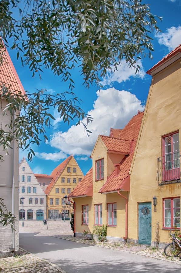 Jakriborg, Svezia 16 fotografia stock libera da diritti