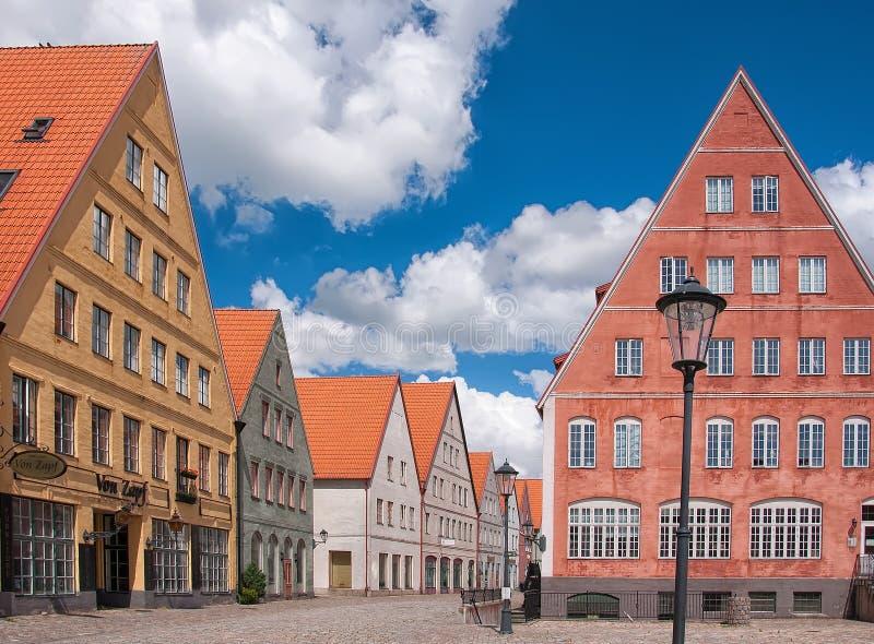 Jakriborg, Zweden 57 royalty-vrije stock afbeelding