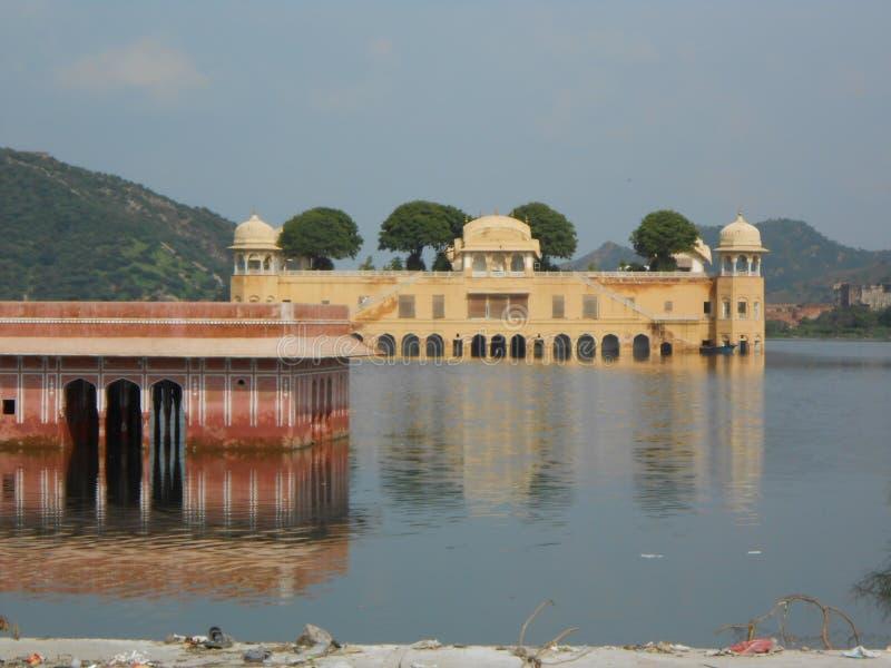 Jal Mahal foto de archivo libre de regalías