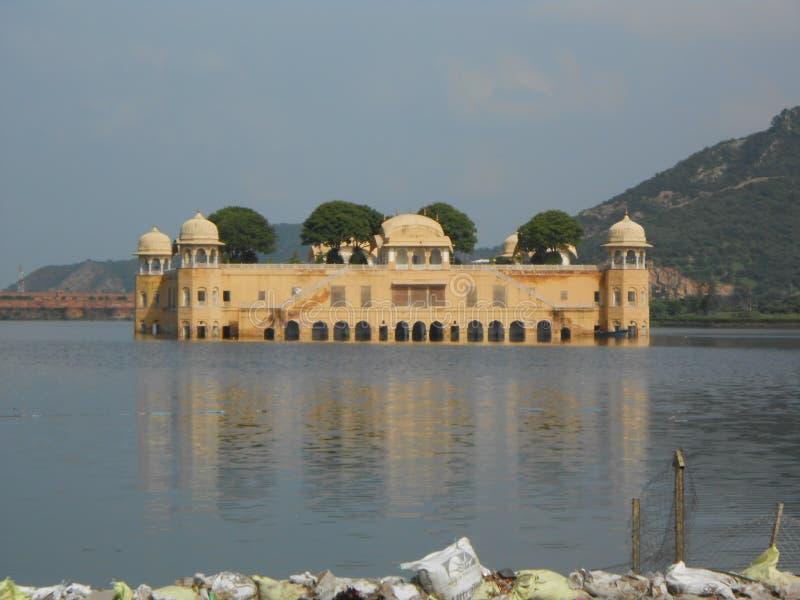Jal Mahal fotografía de archivo
