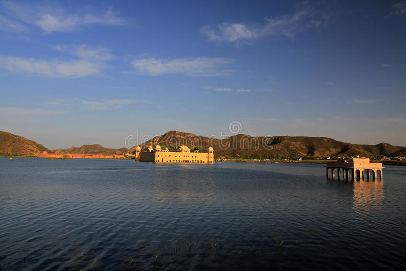 Download Jal Mahal stockbild. Bild von palast, indien, jaipur - 96925809