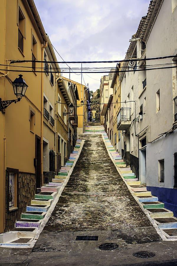 Jalance Valencia, Spanien fotografering för bildbyråer