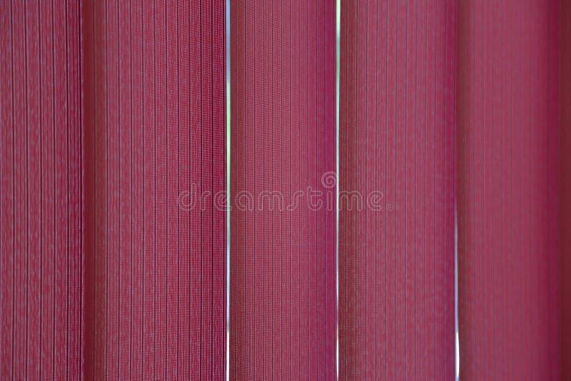Jalousie colorido vertical foto de stock