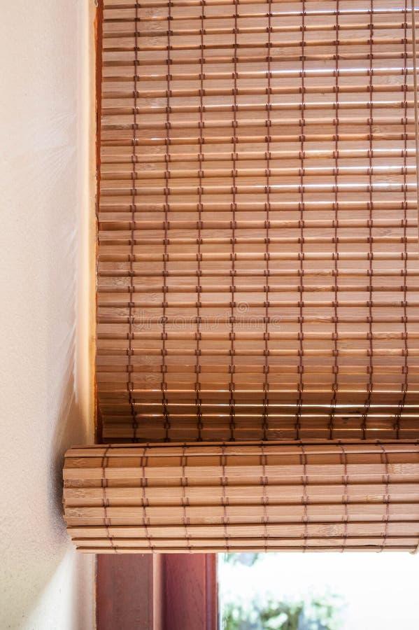 Jalousie de madeira imagem de stock royalty free