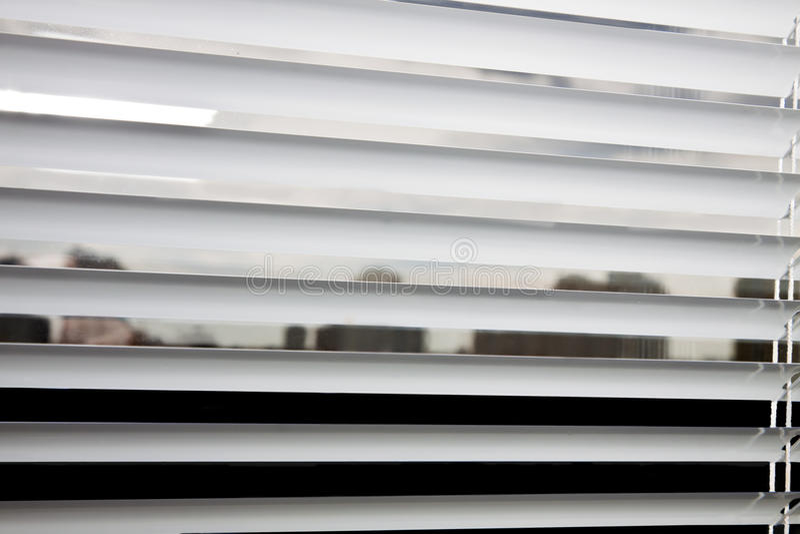 Jalousie de Windows fotos de stock royalty free