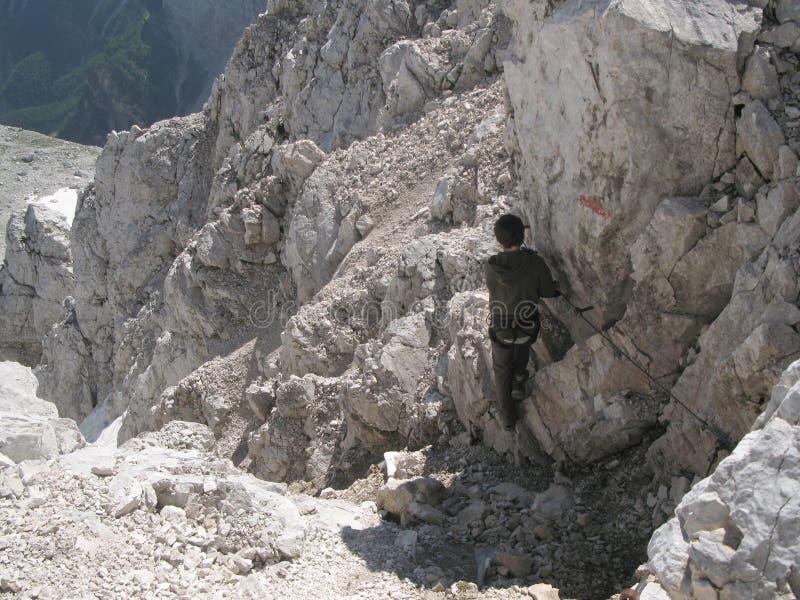 Jalovec Sierra Spur stockfotos