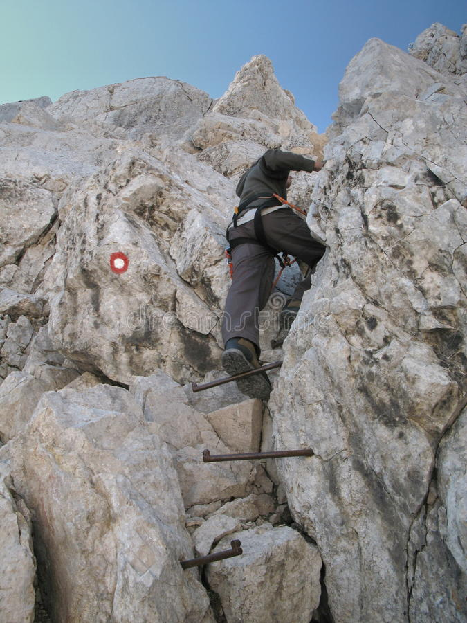Jalovec Sierra Spur lizenzfreie stockbilder