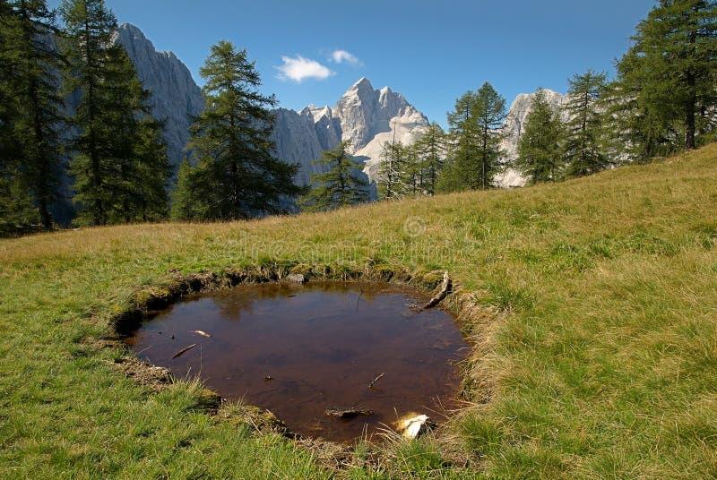 Download Jalovec, Slovenia obraz stock. Obraz złożonej z park - 28973573
