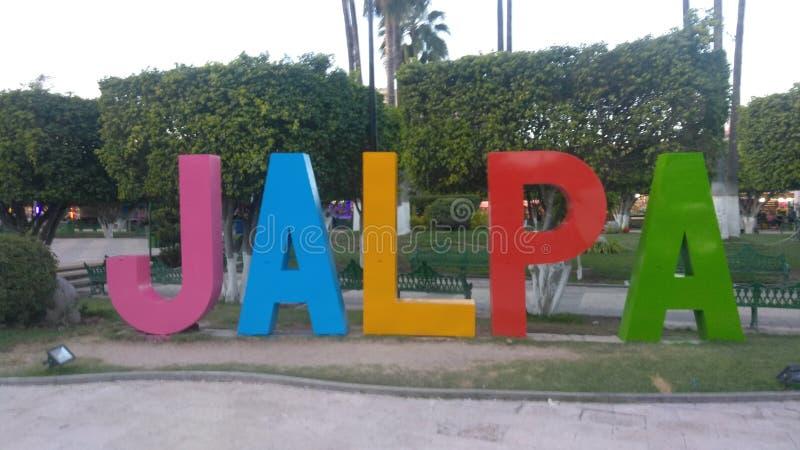 Jalpa Zacatecas obraz stock