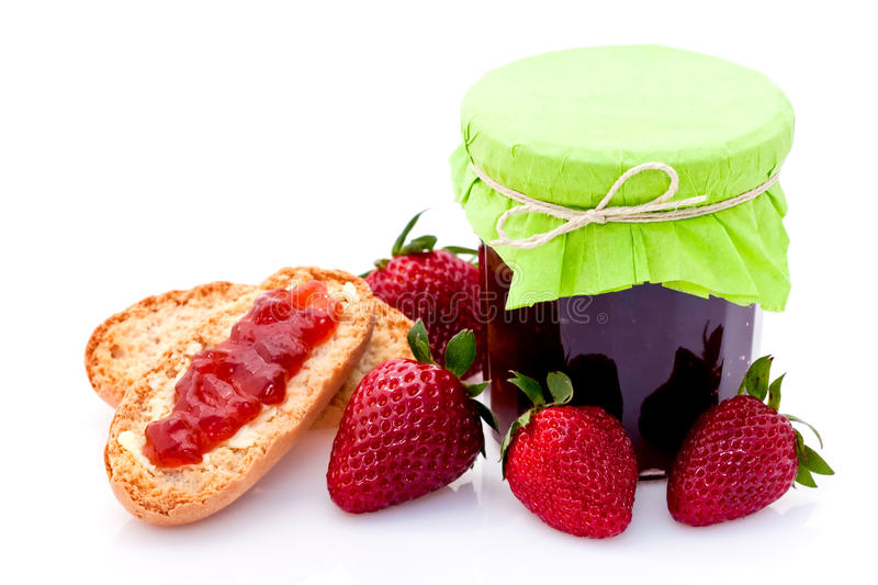 Jam royalty free stock images