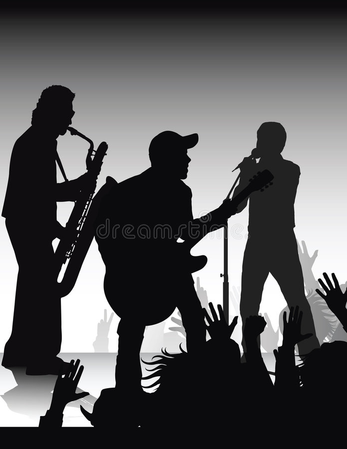 jam rock royalty ilustracja