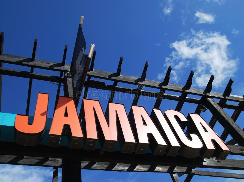 Jamaïca stock foto