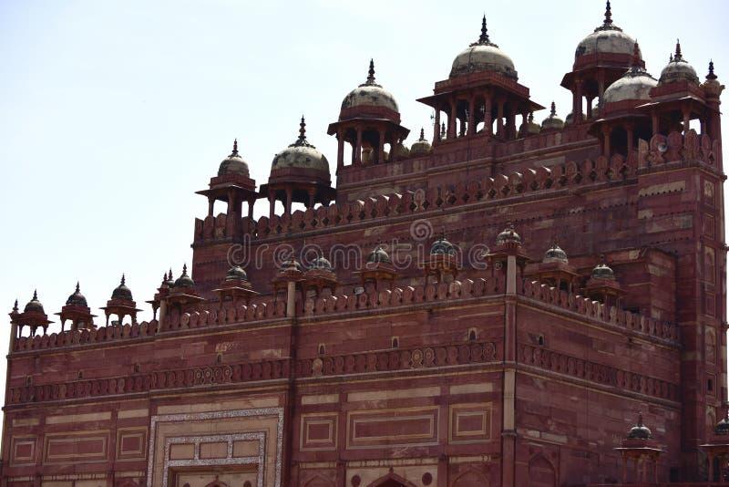Jama Masjid, Delhi immagine stock libera da diritti