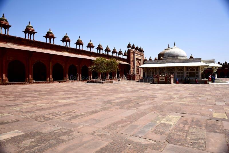 Jama Masjid, Delhi stockbilder