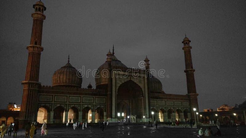 Jama Masjid fotos de stock