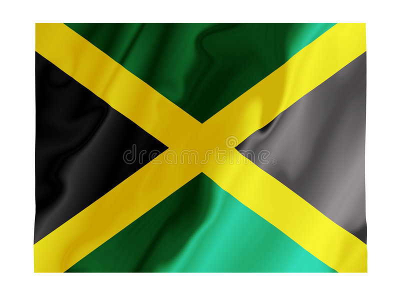 Download Jamaica fluttering stock photo. Image of indies, government - 4862726