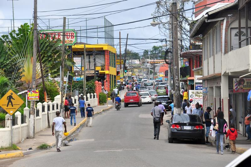 JAMAICA FOLK royaltyfri foto