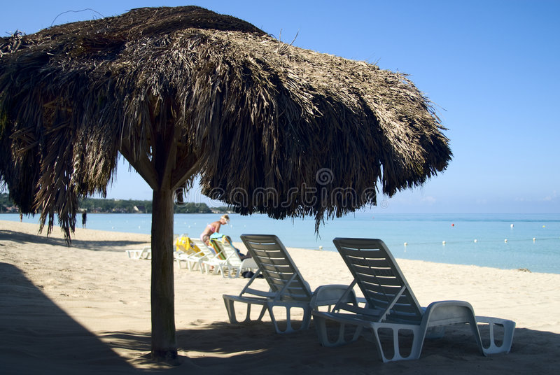 Jamaica negril stock photo image of tropical caribbean for Tropical vacations in december