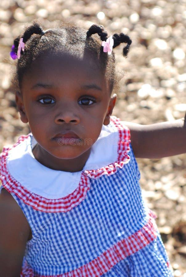 Jamaicaans kind stock foto's