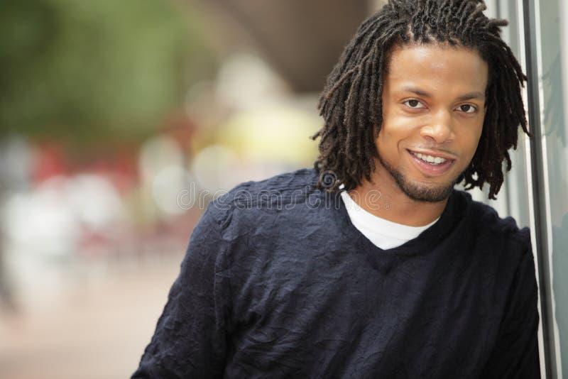 Download Jamaican man smiling stock image. Image of model, smart - 24987387