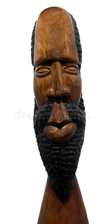 Jamaika-Mann stockbild