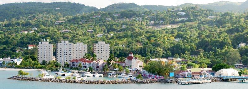 Jamaikanische Rücksortierung stockfotografie