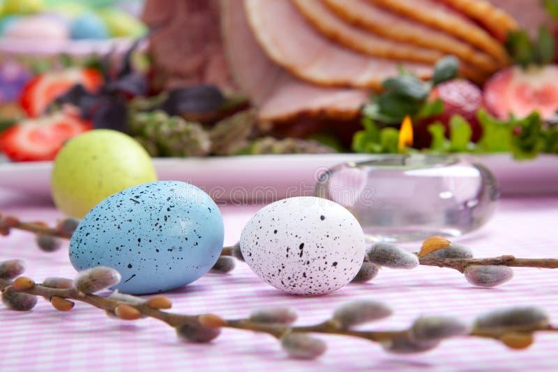 Jambon de Pâques image stock