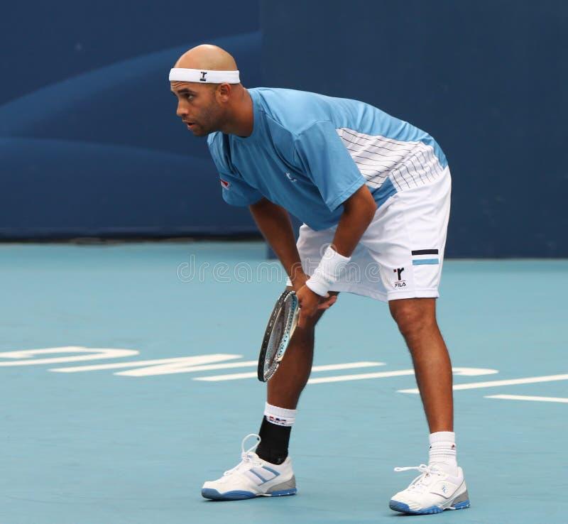 James Blake (USA), Professional Tennis Player Editorial Stock Photo