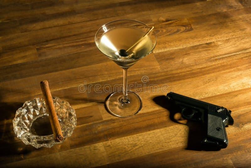 James Bond fotos de archivo libres de regalías