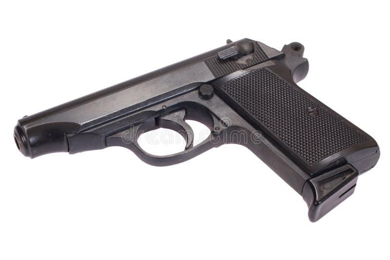 Download James Bond Handgun Royalty Free Stock Photography - Image: 30306997