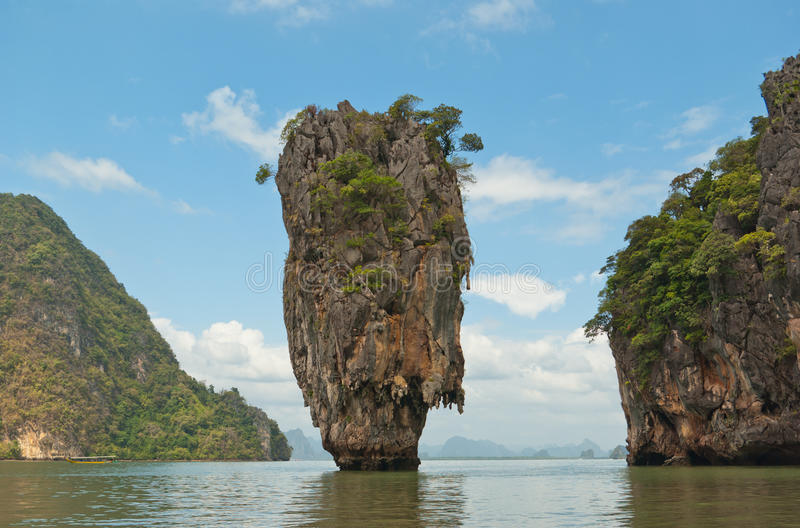 Download James Bond Island Stock Photography - Image: 27119622