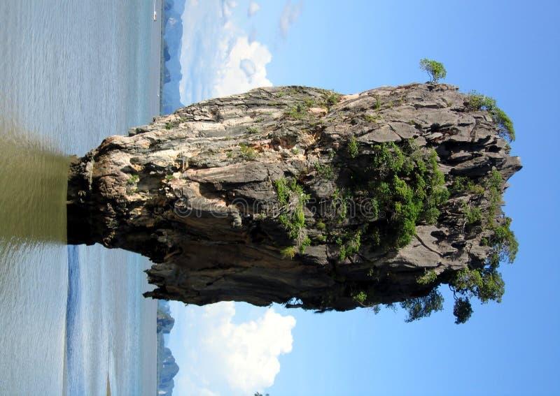 James- Bondinsel stockbild