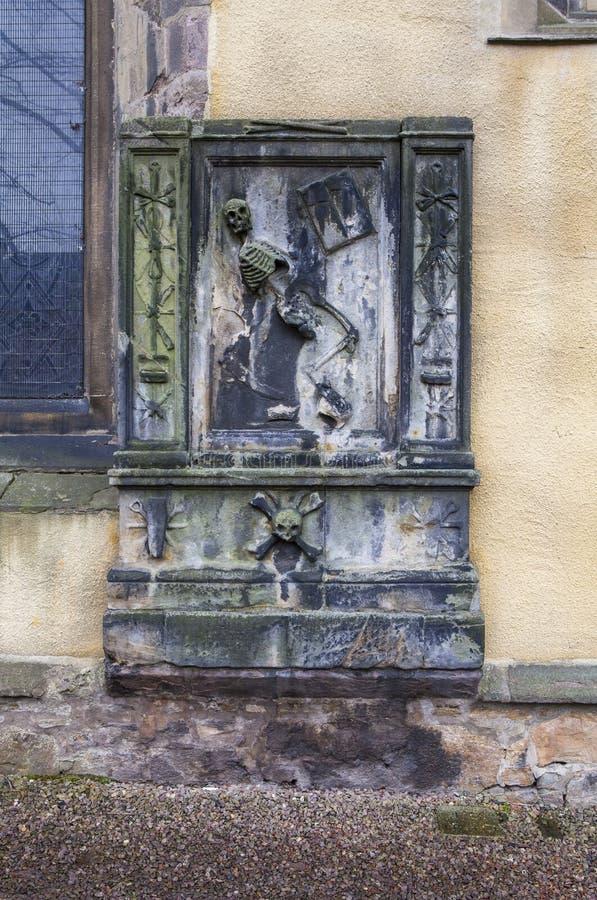 James Borthwick av stuvar graven i Edinburg arkivfoton